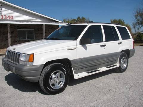 1997 Jeep Grand Cherokee for sale in Mountain Home, AR