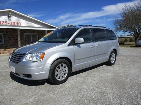 2010 Chrysler Town and Country for sale in Mountain Home, AR