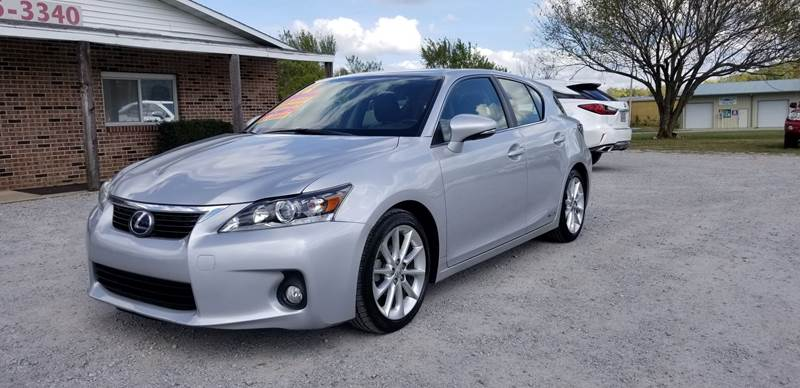 2012 Lexus CT 200h For Sale At Jacks Auto Sales In Mountain Home AR