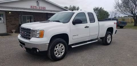2012 GMC Sierra 2500HD for sale in Mountain Home, AR