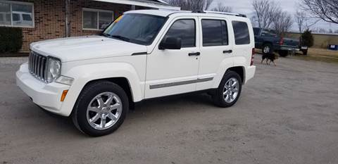 2008 Jeep Liberty for sale in Mountain Home, AR