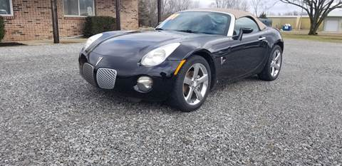 2007 Pontiac Solstice for sale in Mountain Home, AR
