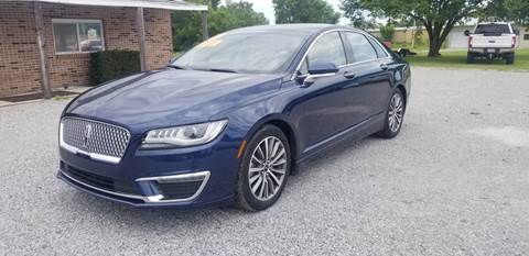 Jacks Auto Sales Mountain Home Ar >> 2017 Lincoln Mkz For Sale In Mountain Home Ar