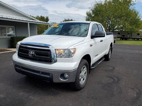 Jacks Auto Sales Mountain Home Ar >> 2012 Toyota Tundra For Sale In Mountain Home Ar