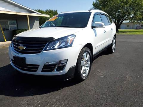2017 Chevrolet Traverse for sale in Mountain Home, AR