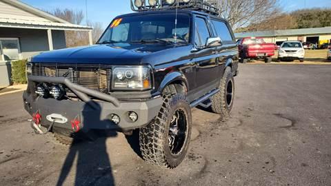 Jacks Auto Sales Mountain Home Ar >> Used 1996 Ford Bronco For Sale - Carsforsale.com®