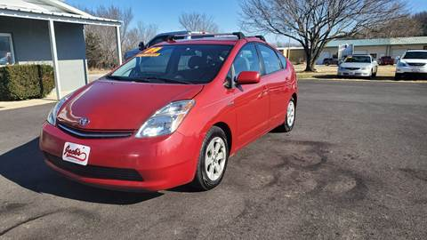 Jacks Auto Sales Mountain Home Ar >> Used 2009 Toyota Prius For Sale - Carsforsale.com®