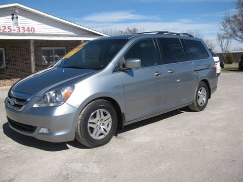 2005 Honda Odyssey for sale in Mountain Home, AR
