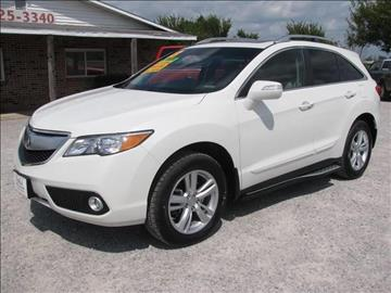 2013 Acura RDX for sale in Mountain Home, AR