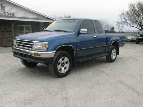 1998 Toyota T100 for sale in Mountain Home, AR