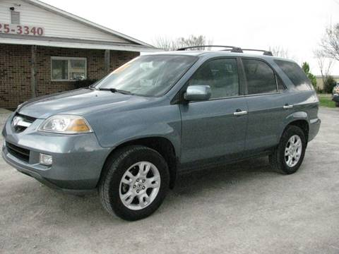 2006 Acura MDX for sale in Mountain Home, AR