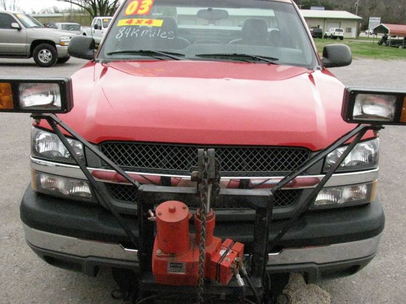 2003 Chevrolet Silverado 1500 2dr Standard Cab 4WD LB - Mountain Home AR