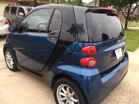 Smart Used Cars For Sale Houston Msk Auto Inc