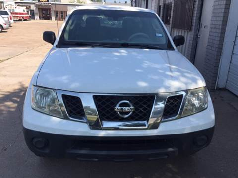 2011 Nissan Frontier for sale in Houston, TX