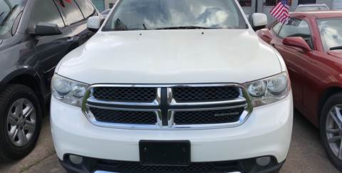 2012 Dodge Durango for sale in Houston, TX