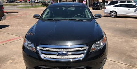 2011 Ford Taurus for sale in Houston, TX