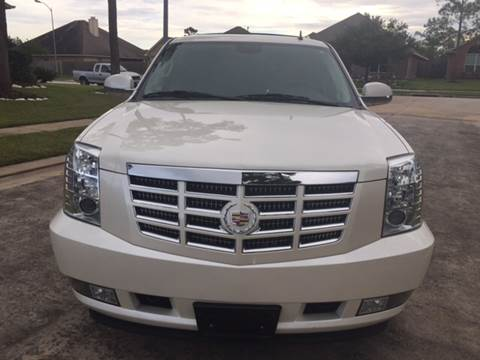 2012 Cadillac Escalade for sale in Houston, TX