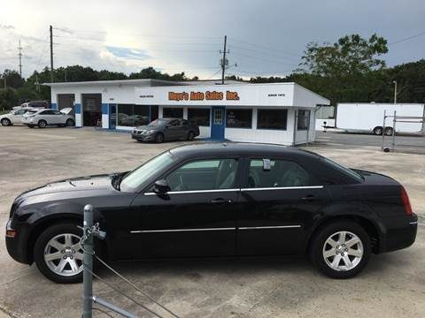 2006 Chrysler 300 for sale at Moye's Auto Sales Inc. in Leesburg FL