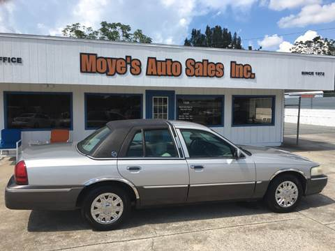 2007 Mercury Grand Marquis for sale in Leesburg, FL