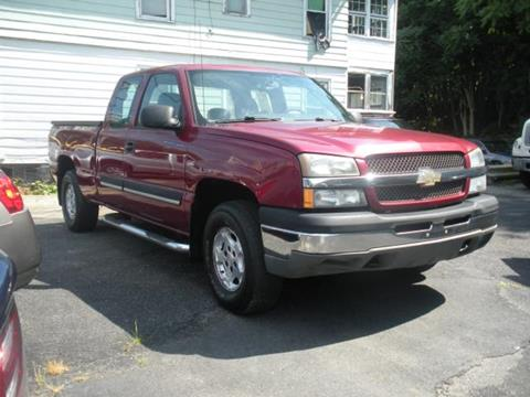 2004 Chevrolet Silverado 1500 for sale in Waterbury, CT
