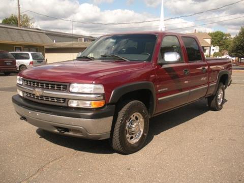 2001 Chevrolet Silverado 1500HD for sale in Waterbury, CT
