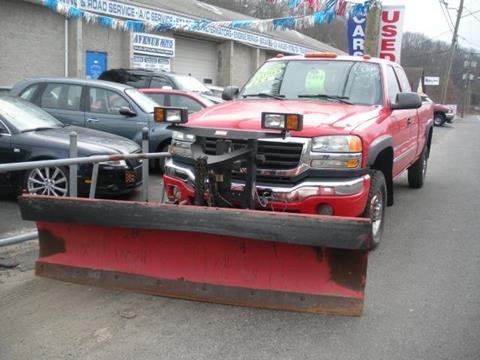 2004 GMC Sierra 2500HD for sale in Waterbury, CT