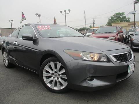 2008 Honda Accord for sale in Irvington, NJ