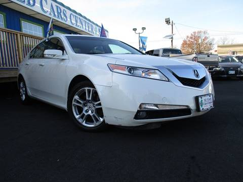 2010 Acura TL for sale at New Jersey Used Cars Center in Irvington NJ