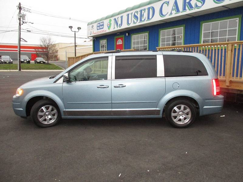 2008 chrysler town and country in irvington nj new jersey used cars. Cars Review. Best American Auto & Cars Review