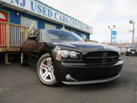 2006 Dodge Charger for sale at New Jersey Used Cars Center in Irvington NJ