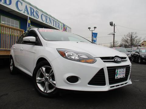 2014 Ford Focus for sale at New Jersey Used Cars Center in Irvington NJ