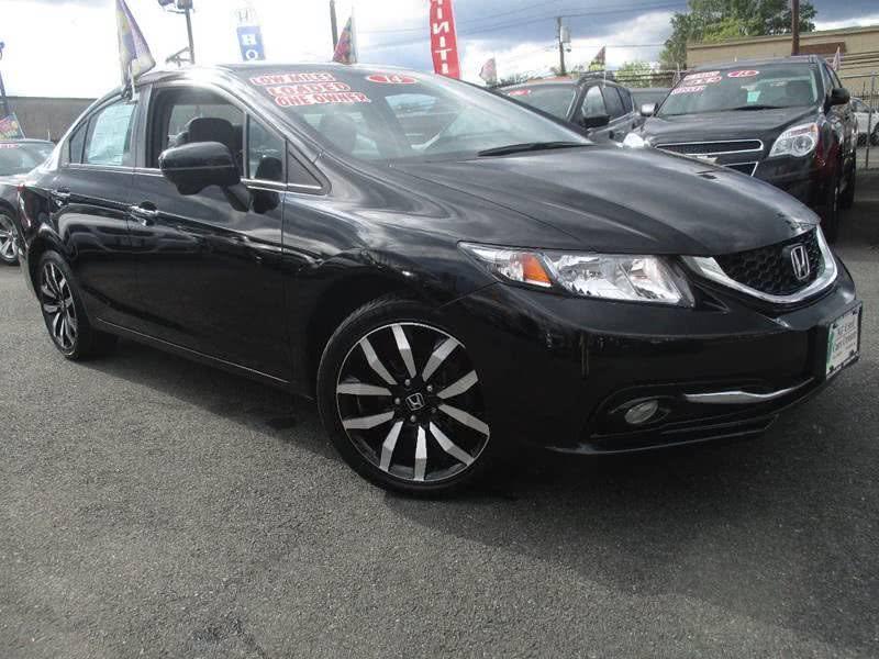 2014 Honda Civic EX L 4dr Sedan   Irvington NJ