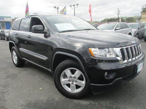 2012 Jeep Grand Cherokee for sale in Irvington, NJ
