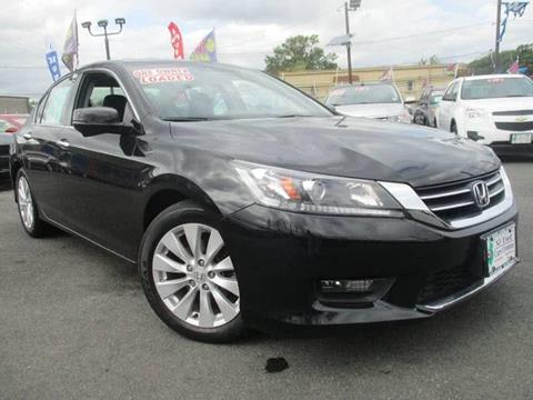 2014 Honda Accord for sale in Irvington, NJ