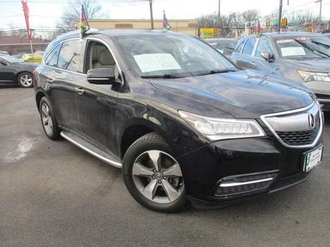 Used Acura MDX For Sale In New Jersey Carsforsalecom - Acura for sale in nj