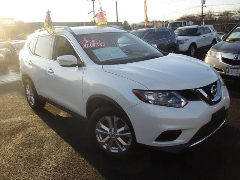 2015 Nissan Rogue AWD S 4dr Crossover In Irvington NJ - New Jersey ...