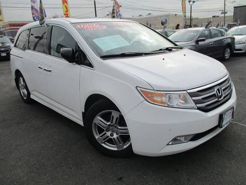 Minivans for sale in irvington nj for Honda odyssey for sale nj