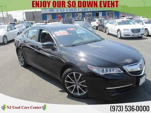Acura Tlx For Sale >> 2015 Acura Tlx For Sale In Irvington Nj