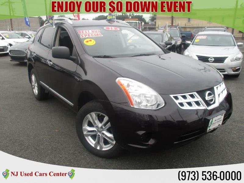 2015 nissan rogue select awd s 4dr crossover in irvington nj new jersey used cars center. Black Bedroom Furniture Sets. Home Design Ideas
