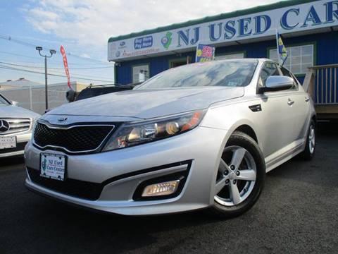 2014 Kia Optima for sale at New Jersey Used Cars Center in Irvington NJ