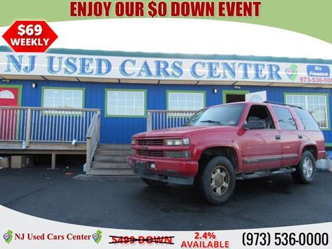 2000 Chevrolet Tahoe Limited/Z71 for sale in Irvington, NJ