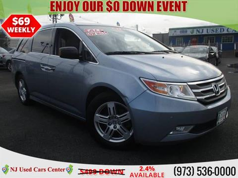 2013 Honda Odyssey for sale in Irvington, NJ