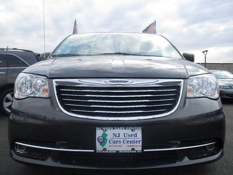 2016 Chrysler Town and Country for sale in Irvington, NJ