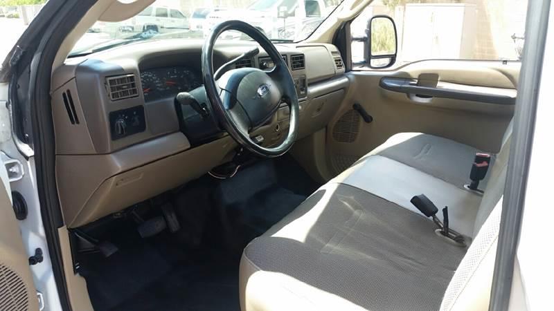 2004 Ford F-250 Super Duty 2dr Standard Cab XL Rwd LB - Phoenix AZ
