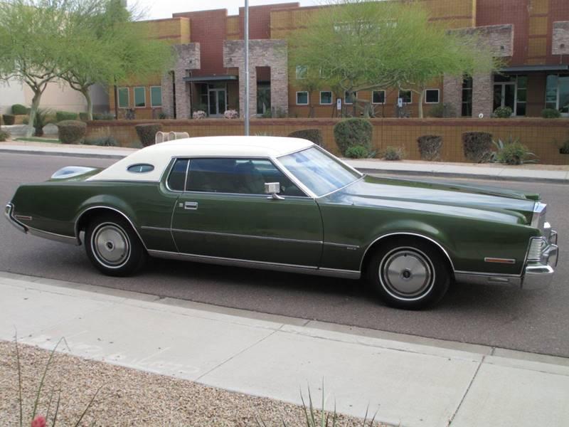 1973 Lincoln Mark IV  - Phoenix AZ