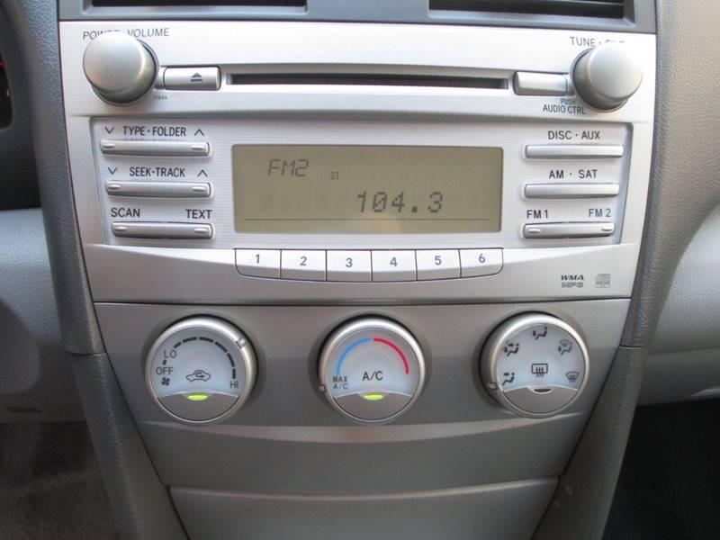2010 Toyota Camry LE 4dr Sedan 6A - Phoenix AZ