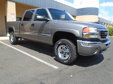 2007 GMC Sierra 2500HD Classic for sale in Phoenix, AZ