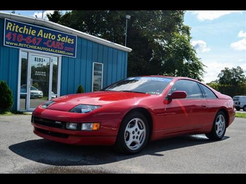 1990 Nissan 300ZX for sale in Pasadena, MD