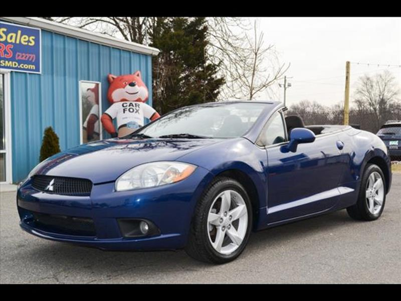 used mitsubishi from for sale savings best eclipse spyder