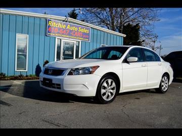 2008 Honda Accord for sale in Pasadena, MD
